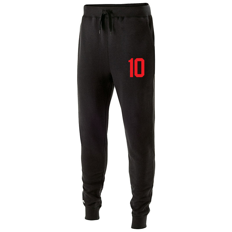 D) CLUB GROUP  FLEECE  JOGGER PANTS