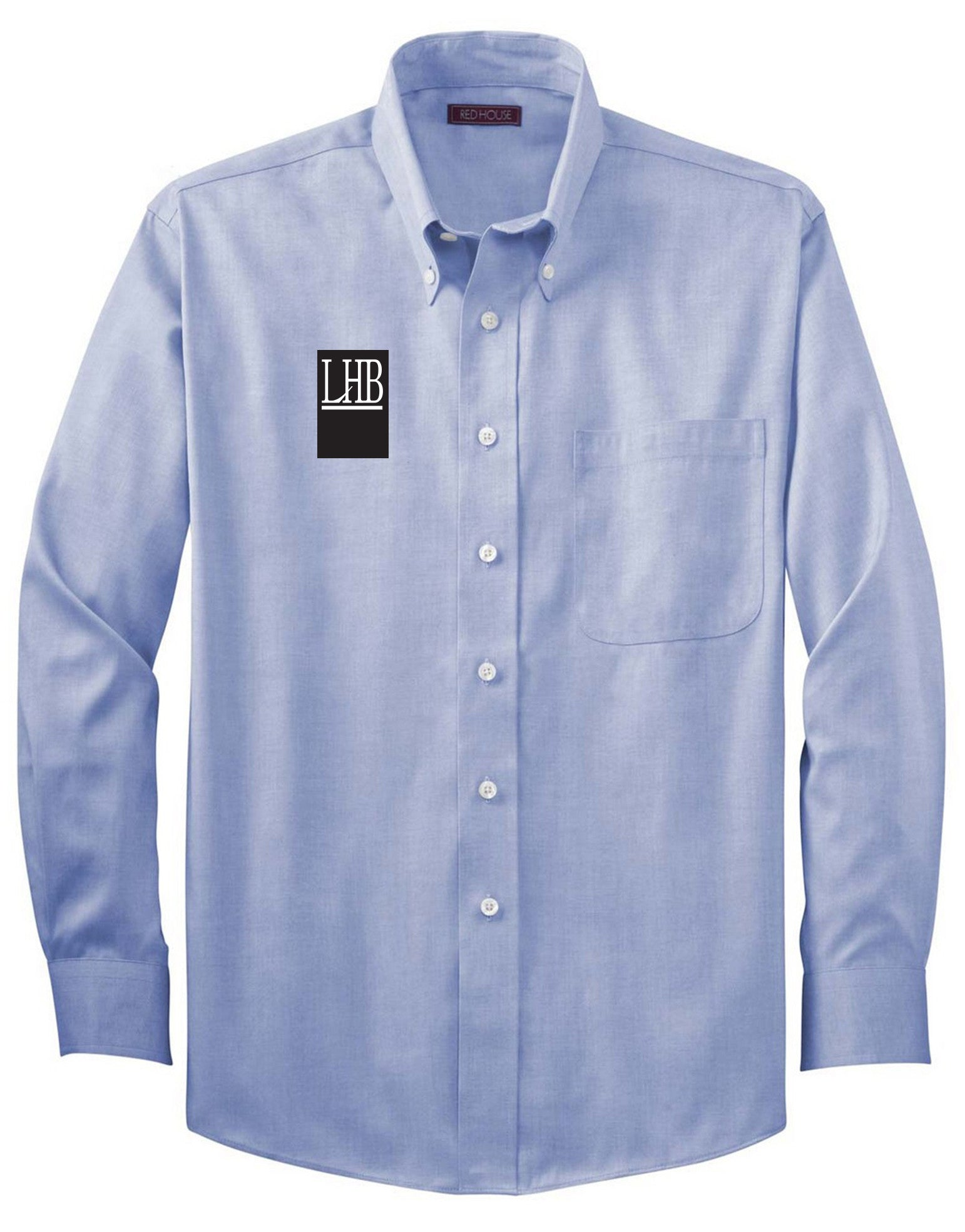 Red House® - Non-Iron Pinpoint Oxford Shirt - Men's - #RH24