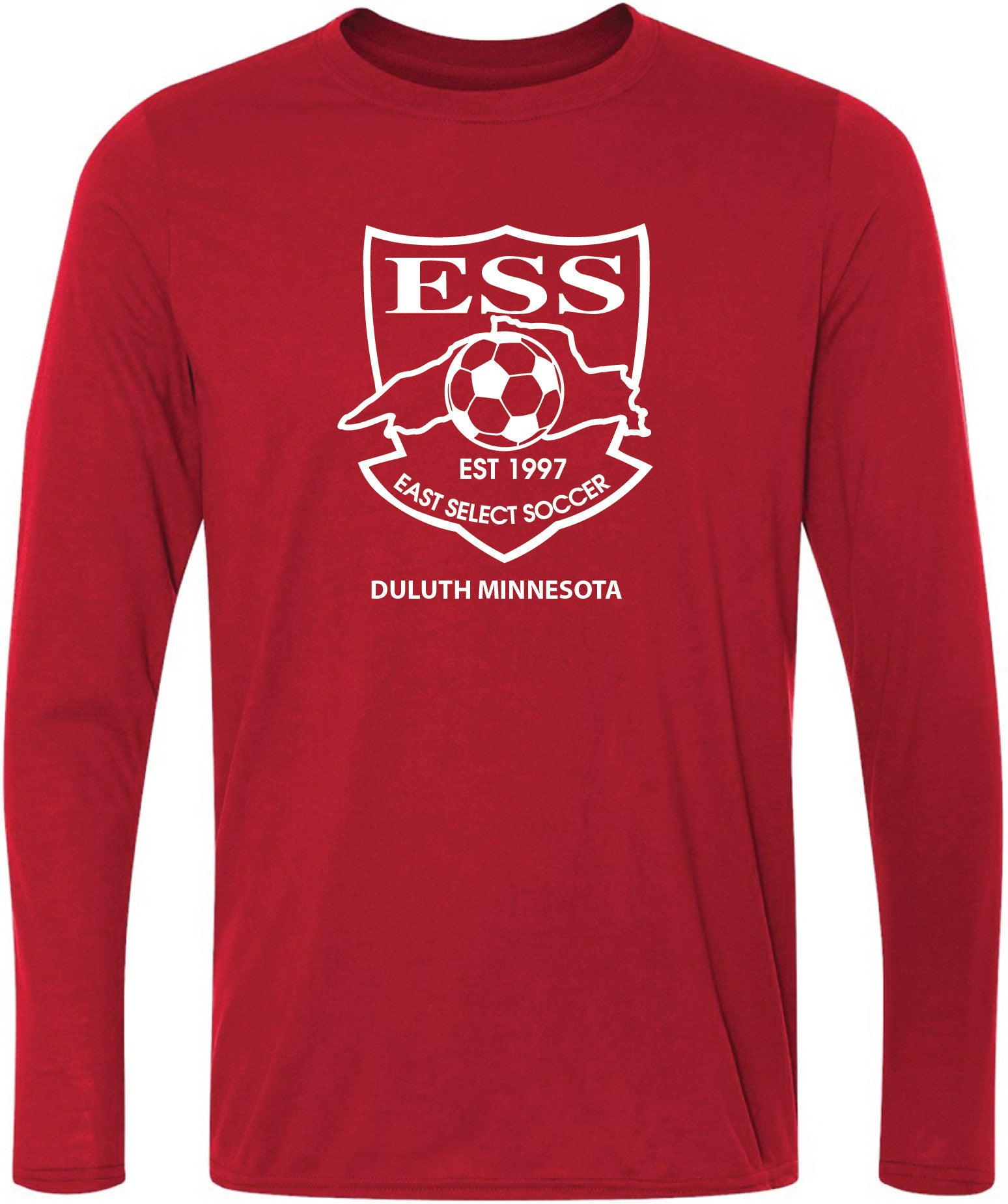 ESS P5 ( NEW ) LONG SLEEVE POLY T-SHIRTS