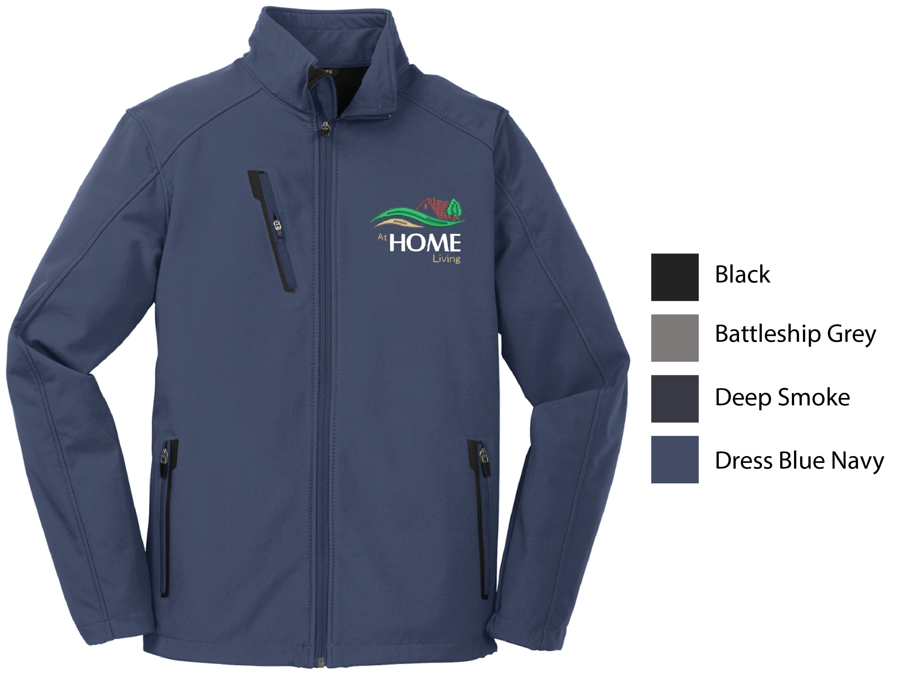 D-HOME  ) STYLE# J324 MENS WELDED SOFTSHELL JACKETS