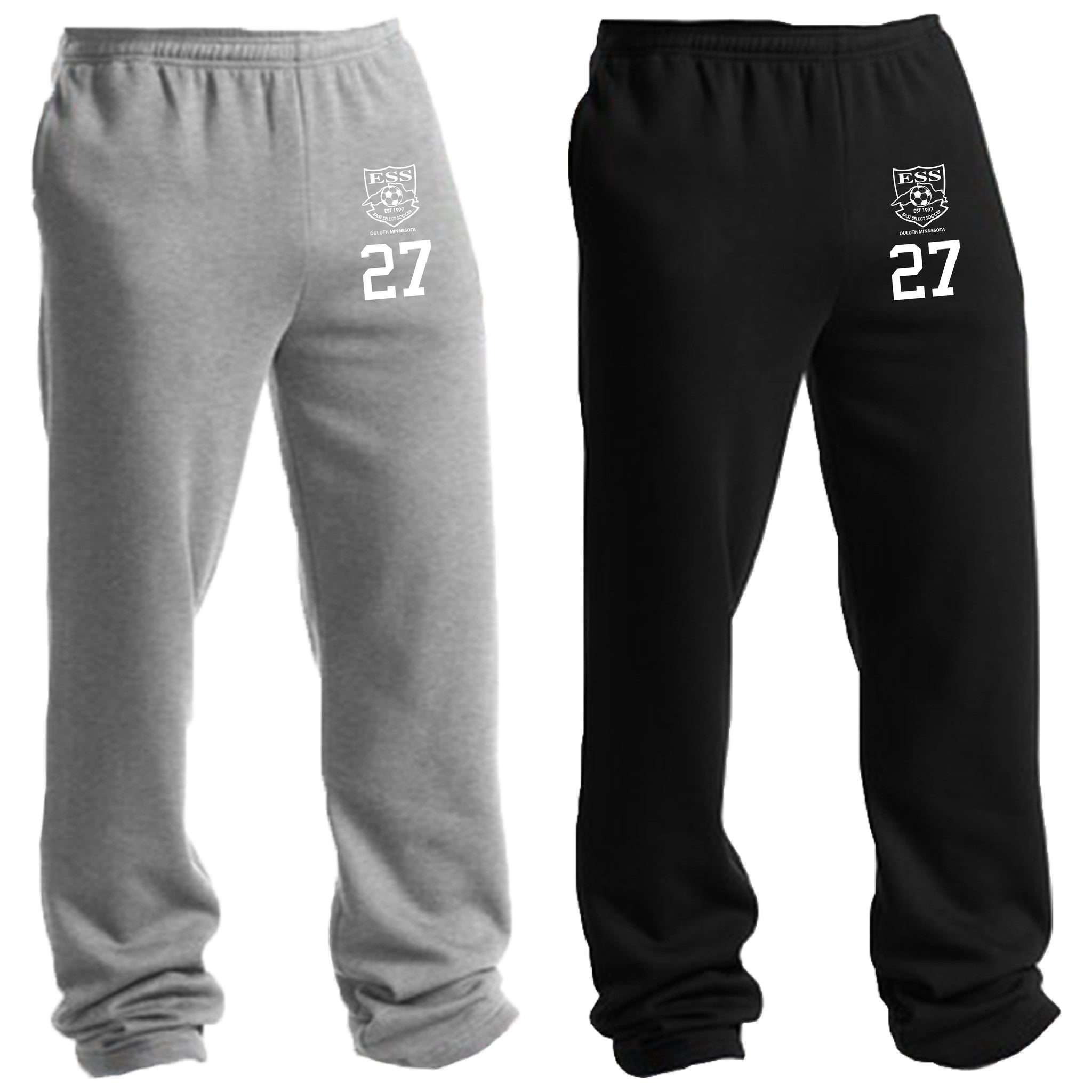 ESS I ADULT SPORT TEK SWEATPANTS