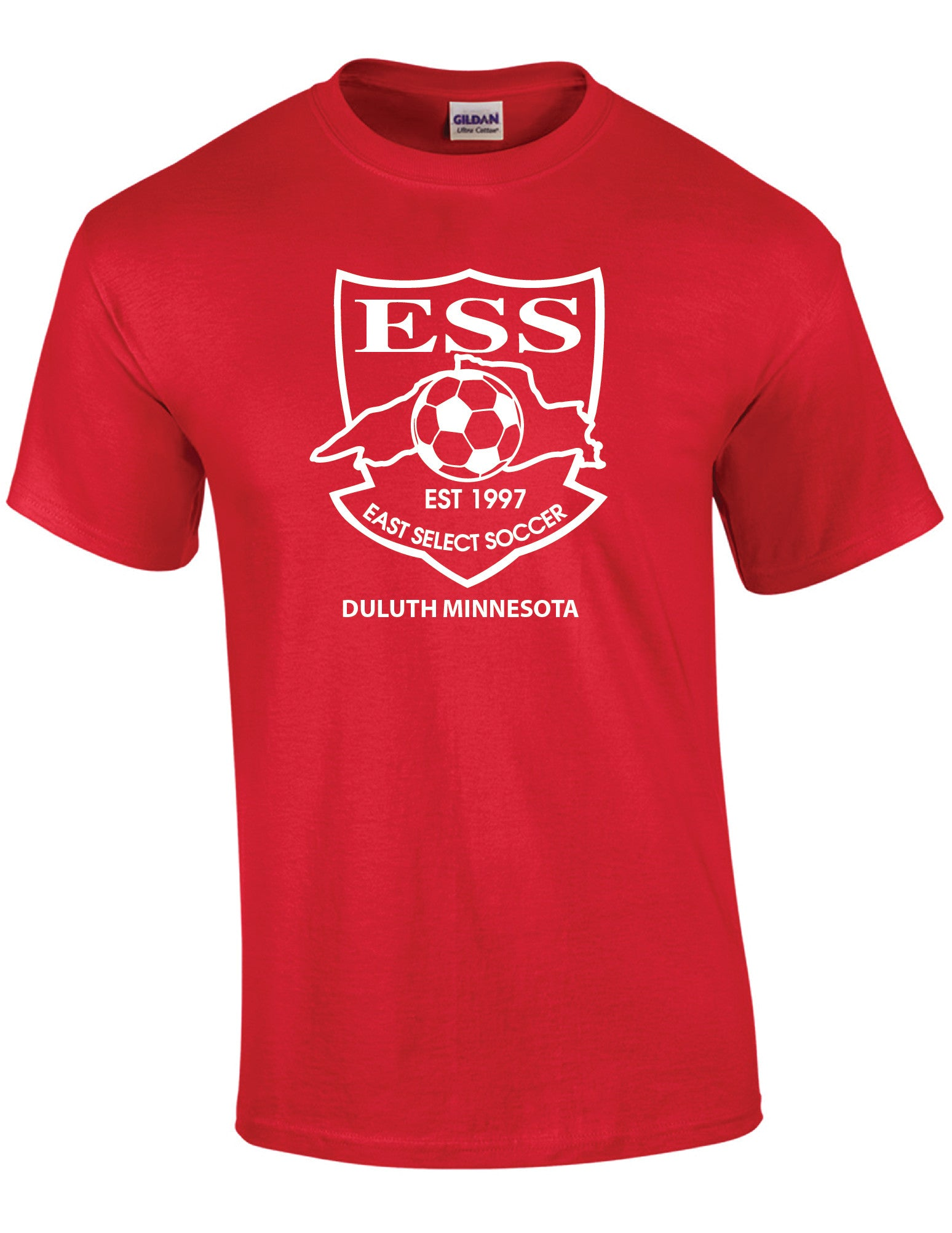 ESS P7 ( NEW ) SHORT  SLEEVE POLY T-SHIRTS
