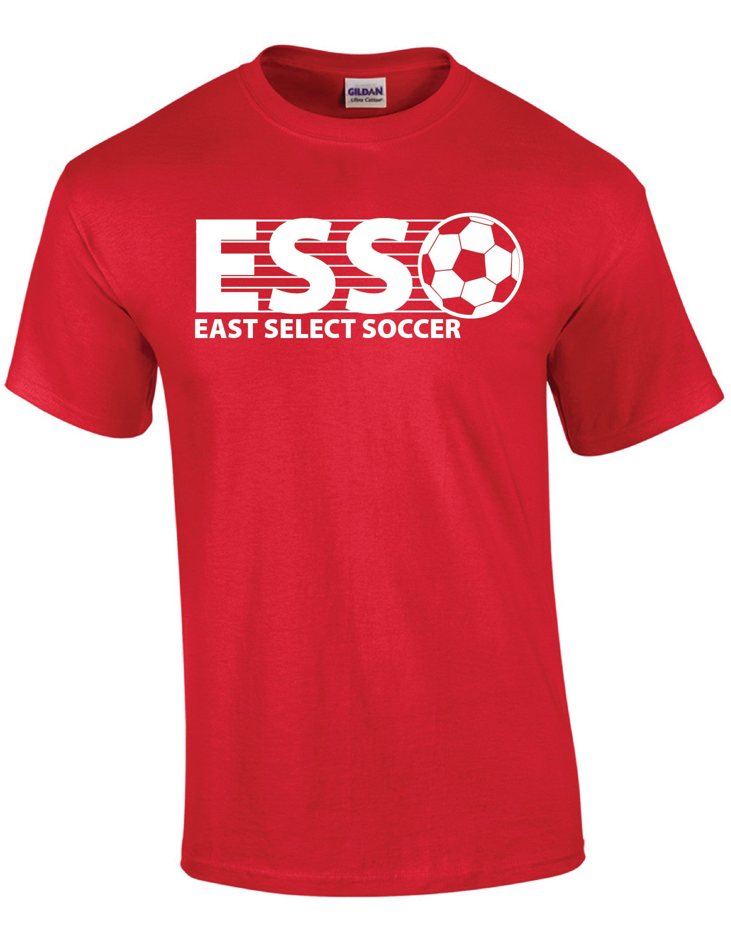 ESS P6 ( NEW ) SHORT  SLEEVE POLY T-SHIRTS