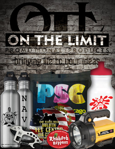 #Full Line of Promotional Products Available
