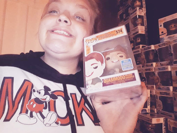 Quasimodo #574 (SDCC Shared Exclusive) Winner - @_funko_fan_