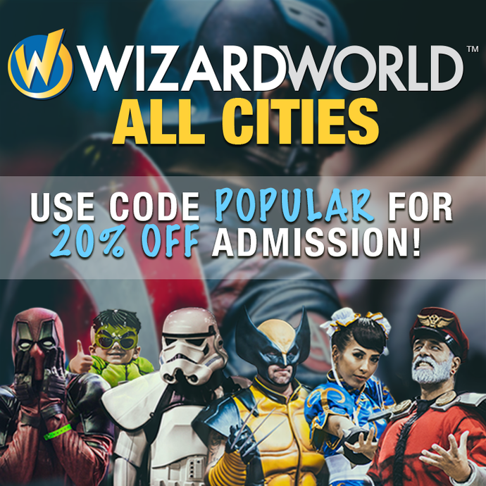 Wizard World Comicon (Multiple Cities)