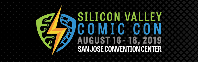 Silicon Valley Comic Con (August 16 - 18)