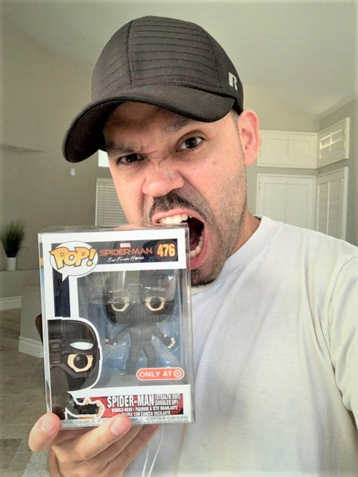 Spider-Man (Target Exclusive) #476 Winner - @darkwarrior_pop