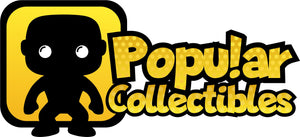 Popular Collectibles Popu!ar Collectibles Logo Icon