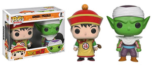 Funko Pop! Animation: Dragon Ball Z - Gohan/ Piccolo 2 Pack (Funimation Exclusive) - Popu!ar Collectibles
