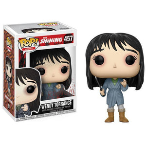 Funko Pop! Movies: The Shining - Wendy Torrance #457 - Popu!ar Collectibles