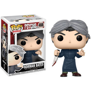 Funko Pop! Movies: Psycho - Norman Bates #466 - Popu!ar Collectibles