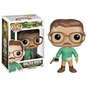 Funko Pop! Television: Breaking Bad - Walter White #158 - Popular Collectibles | Popu!ar Collectibles