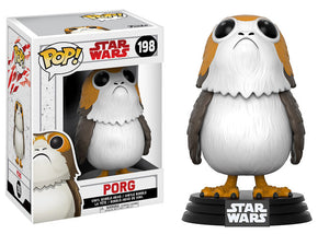 Funko Pop! Star Wars - Porg #198 - Popu!ar Collectibles