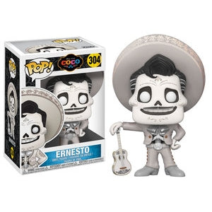 Funko Pop! Disney Pixar: Coco - Ernesto #304 - Popu!ar Collectibles