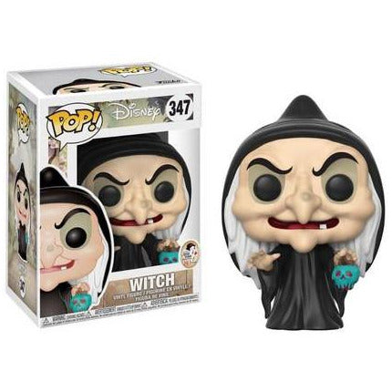 Funko Pop! Disney: Witch #347 - Popu!ar Collectibles