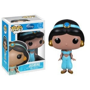 Funko Pop! Disney: Jasmine #52 - Popu!ar Collectibles