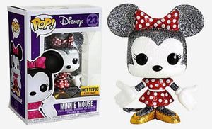 Funko Pop! Disney - Minnie Mouse Diamond Collection (Hot Topic Exclusive) #23 - Popu!ar Collectibles