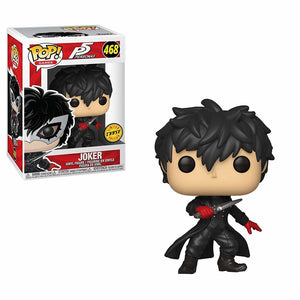 Funko Pop! Games: Persona 5 (Unmasked) (Chase) #468 - Popu!ar Collectibles