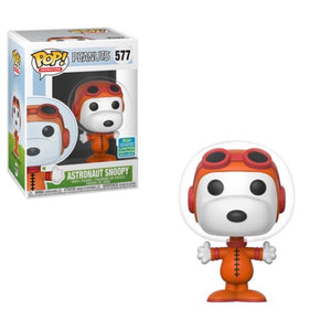 Funko Pop! Animation: Peanuts - Astronaut Snoopy #577 (SDCC) - Popu!ar Collectibles