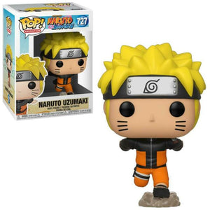 Funko Pop! Animation: Naruto - Naruto (Running) #727 - Popu!ar Collectibles