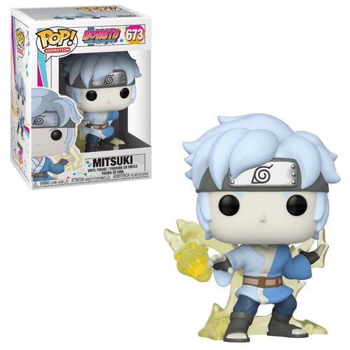 Funko Pop! Animation: Boruto - Mitsuki #673 - Popular Collectibles | Popu!ar Collectibles