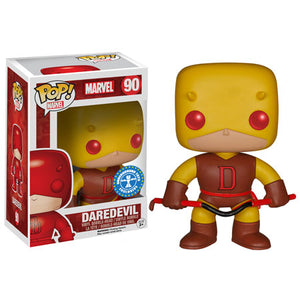 Funko Pop! Marvel: Daredevil Yellow (Target Exclusive) #90 - Popu!ar Collectibles
