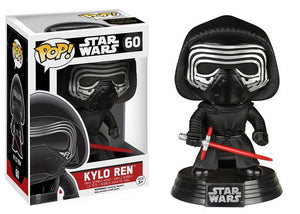 Funko Pop! Star Wars - Kylo Ren #60 - Popu!ar Collectibles