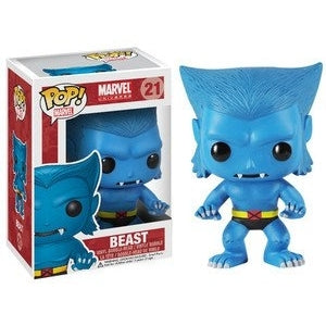 Funko Pop! Marvel: Beast #21 - Popu!ar Collectibles