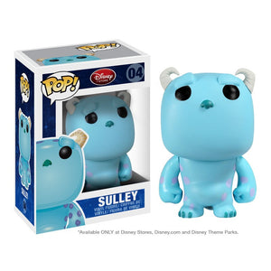 Funko Pop! Disney: Sulley #04 - Popu!ar Collectibles