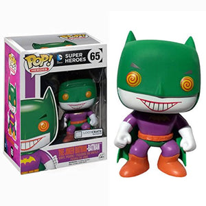 Funko Pop! DC Superheroes - The Joker Batman #65 (LootCrate Exclusive)