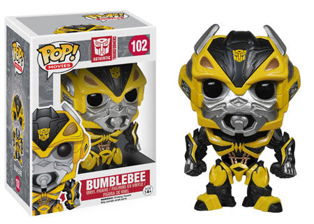 Funko Pop! Movies: Transformers - Bumblebee #102 - Popu!ar Collectibles