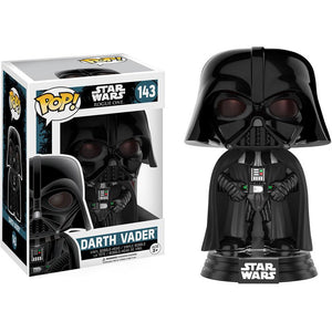 Funko Pop! Star Wars - Darth Vader (Rogue One) #143 - Popular Collectibles | Popu!ar Collectibles