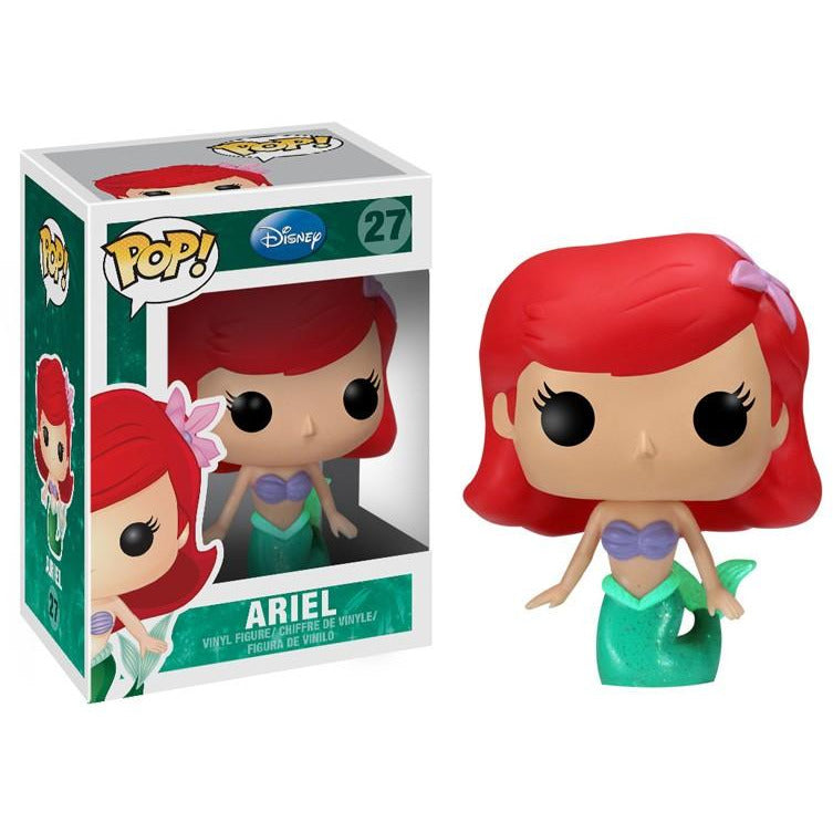 Funko Pop! Disney: Ariel #27 - Popular Collectibles | Popu!ar Collectibles