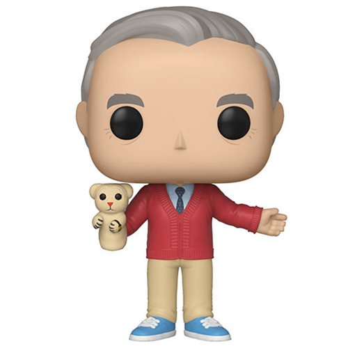 Funko Pop! A Beautiful Day in the Neighborhood - Mr. Rogers - Popu!ar Collectibles