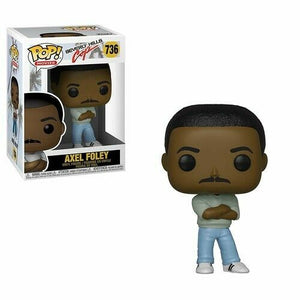 Funko Pop! Movies: Beverly Hills Cop - Axel Foley #736 - Popu!ar Collectibles