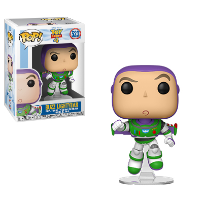 Funko Pop! Disney: Toy Story 4 - Buzz Lightyear #523 - Popular Collectibles | Popu!ar Collectibles
