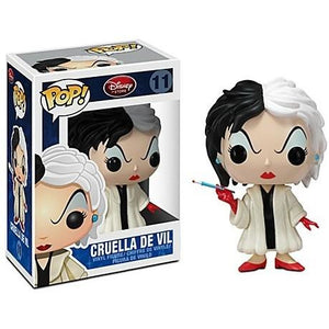 Funko Pop! Disney: Cruella De Vil #11 - Popu!ar Collectibles