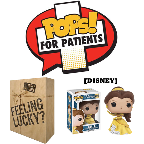 POPS! For Patients Mystery Box  (Disney) - Donation - Popu!ar Collectibles