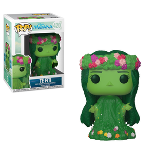 Funko Pop! Disney: Moana - Te Fiti #420 - Popu!ar Collectibles
