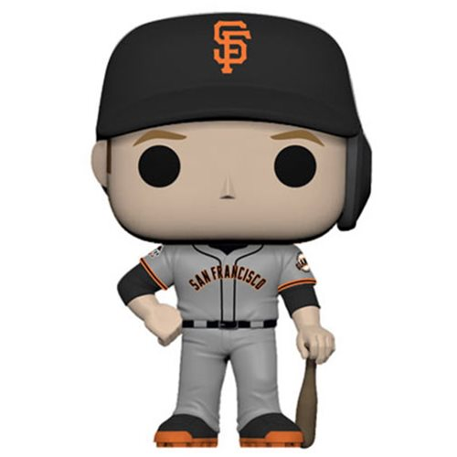 Funko Pop! MLB: San Fransico Giants - Buster Posey #9 - Popu!ar Collectibles