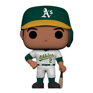 Funko Pop! MLB: Oakland Athletics - Khris Davis #27 - Popu!ar Collectibles