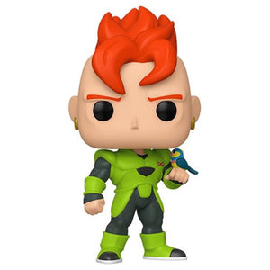 Funko Pop! Animation: Dragon Ball Z - Android 16 #708 - Popu!ar Collectibles