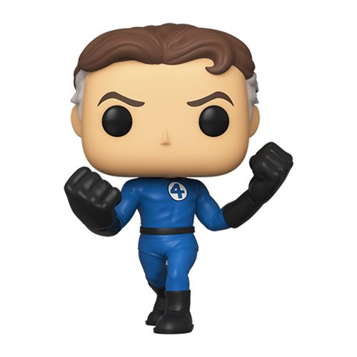 Funko Pop! Fantastic Four Mister Fantastic - Popu!ar Collectibles