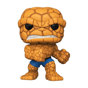 Funko Pop! Fantastic Four The Thing - Popu!ar Collectibles
