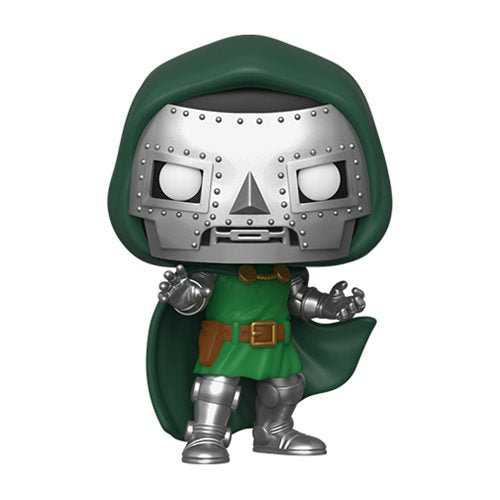 [Pre-Order] Funko Pop! Fantastic Four Doctor Doom - Popu!ar Collectibles