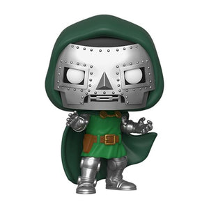 Funko Pop! Fantastic Four Doctor Doom - Popu!ar Collectibles