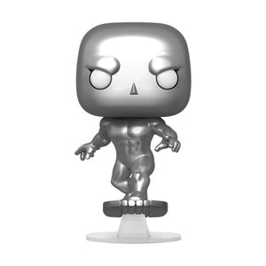 Funko Pop! Fantastic Four Silver Surfer - Popu!ar Collectibles