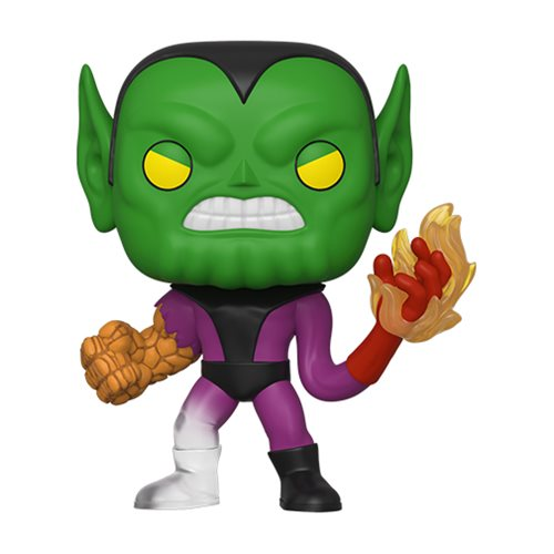 [Pre-Order] Funko Pop! Fantastic Four Super-Skrull - Popu!ar Collectibles