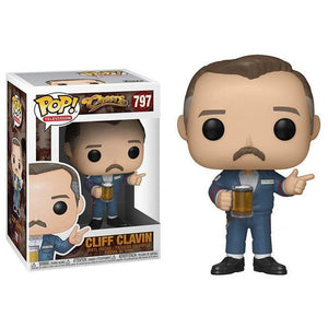 Funko Pop! Television: Cheers - Cliff Clavin #797 - Popu!ar Collectibles